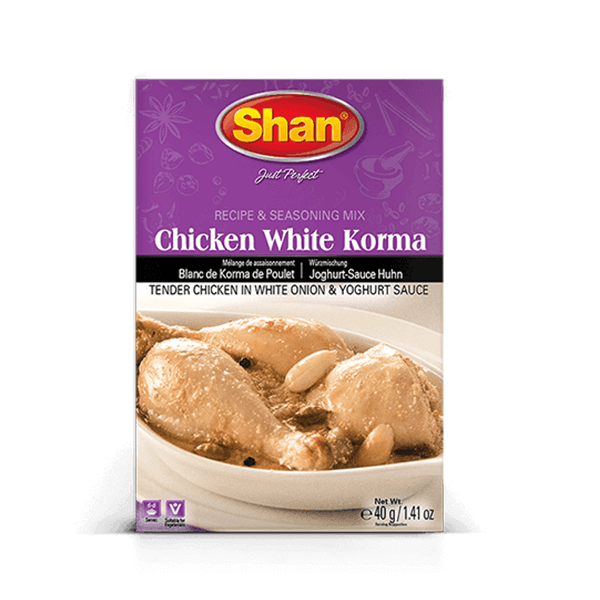Shan Chicken White Korma Mix