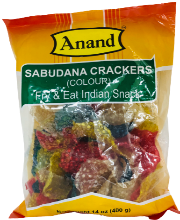 Anand Sabudana Crackers (Color)