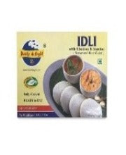 Daily Delight Idli