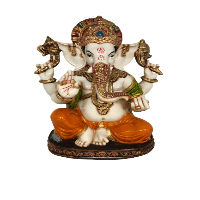 Ganesh Idol - Decorative Tusk
