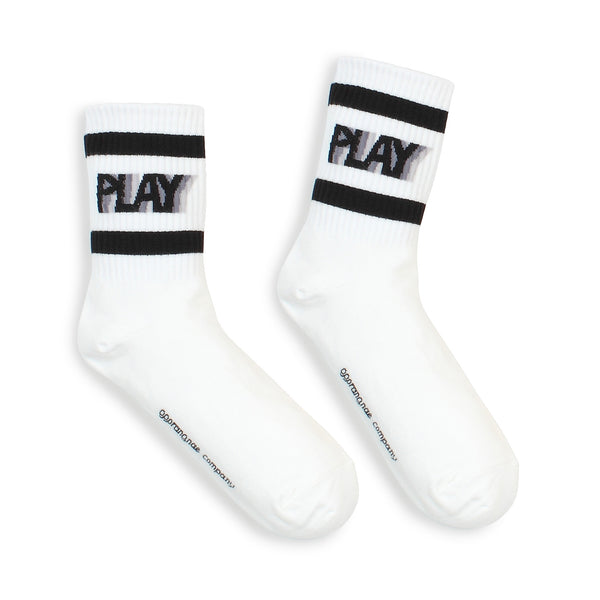 Point Pick Rugby Street Fashion Socks (Crew 5pairs) ON15 - intypesocks