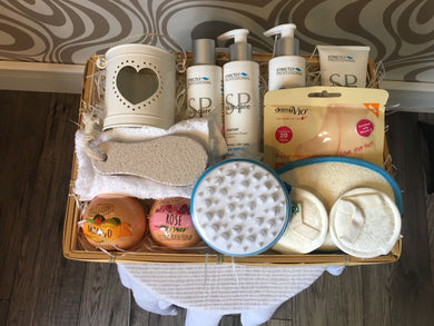 Me time hamper - Strictly Professional