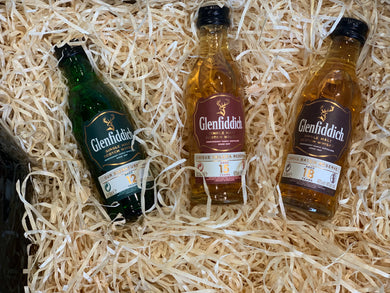 Glenfiddich gift box