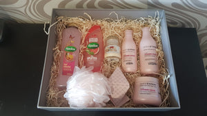 L'OREAL AND RADOX HAMPER BOX