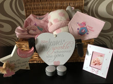 Load image into Gallery viewer, LOVE YOU TO THE MOON BABY GIFTED  BASKET