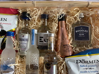 Vodka vs gin gift set