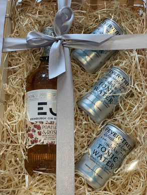 Edinburgh Gin gift set 2