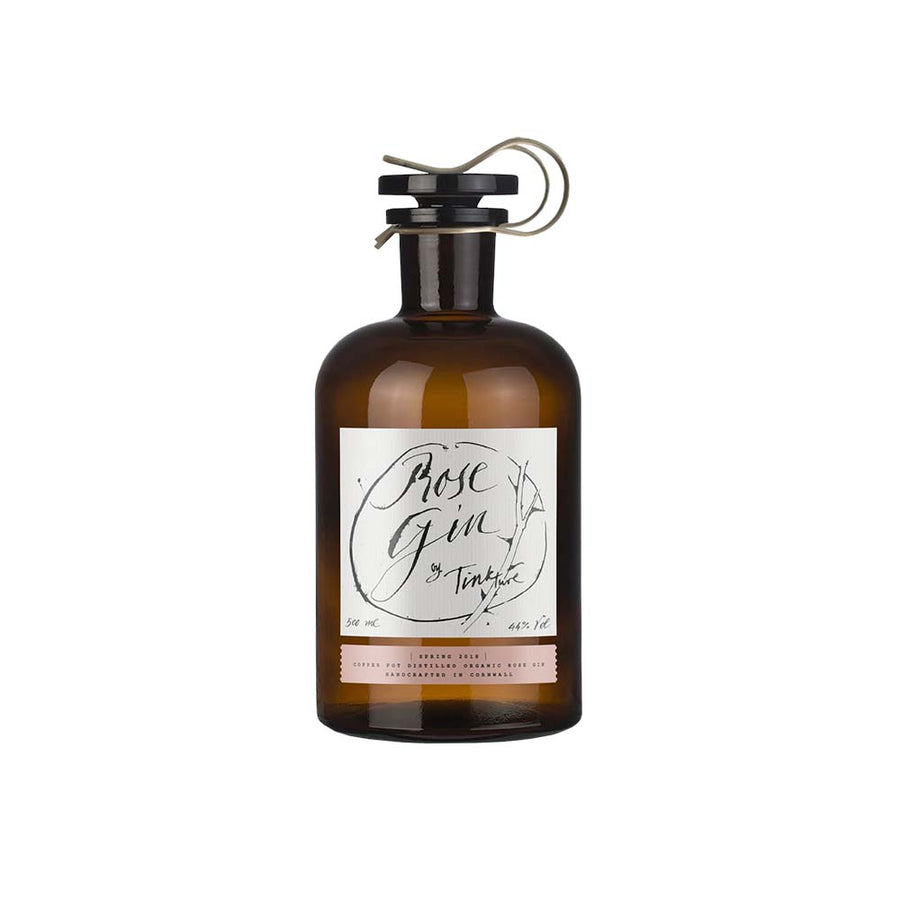 Tinkture - Organic Rose Gin - 500ml