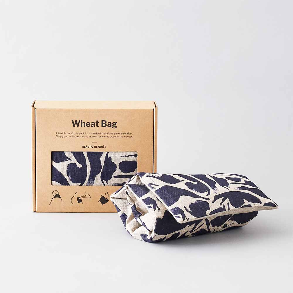 Blästa Henriët Wheat Bag in Navy