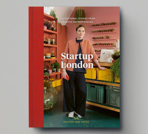 Startup London Front Cover