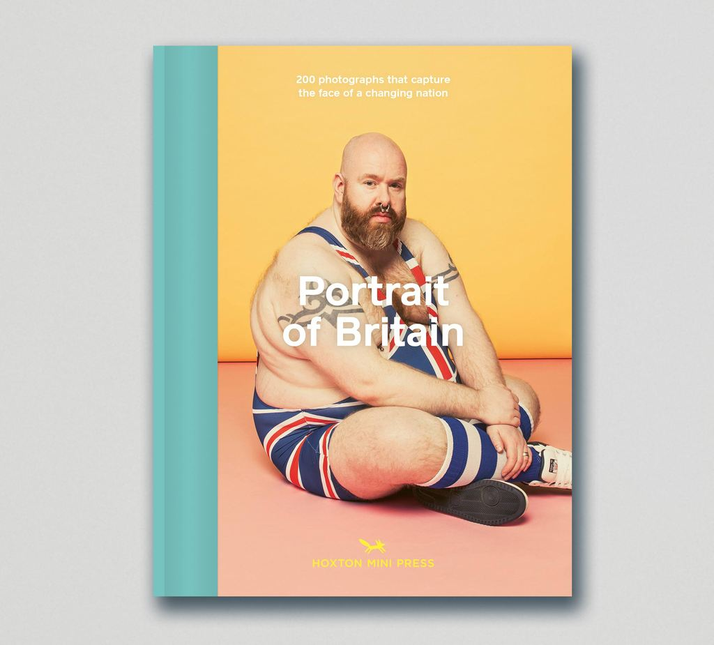Portrait Of Britain Front Cover