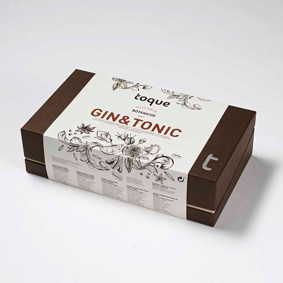 Toque - Gin and Tonic Botanical Kit