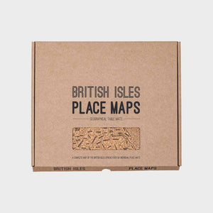 British Isles Place Mats