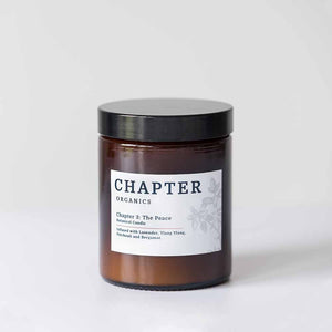 Chapter Organics The Peace Candle