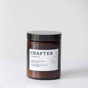 Chapter Organics The Tonic Candle