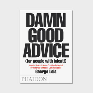 Damn Good Advice Front Cover