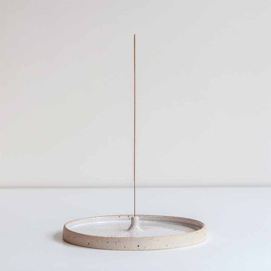 Dor & Tan Incense Holder Speckled
