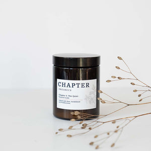 Chapter Organics - Chapter 4: The Quiet Candle - 180ml