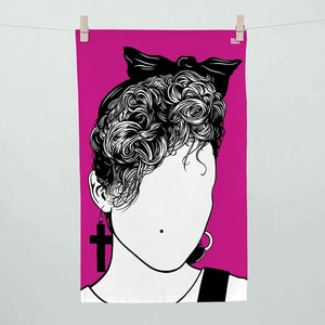 Bold & Noble - Madonna Tea Towel