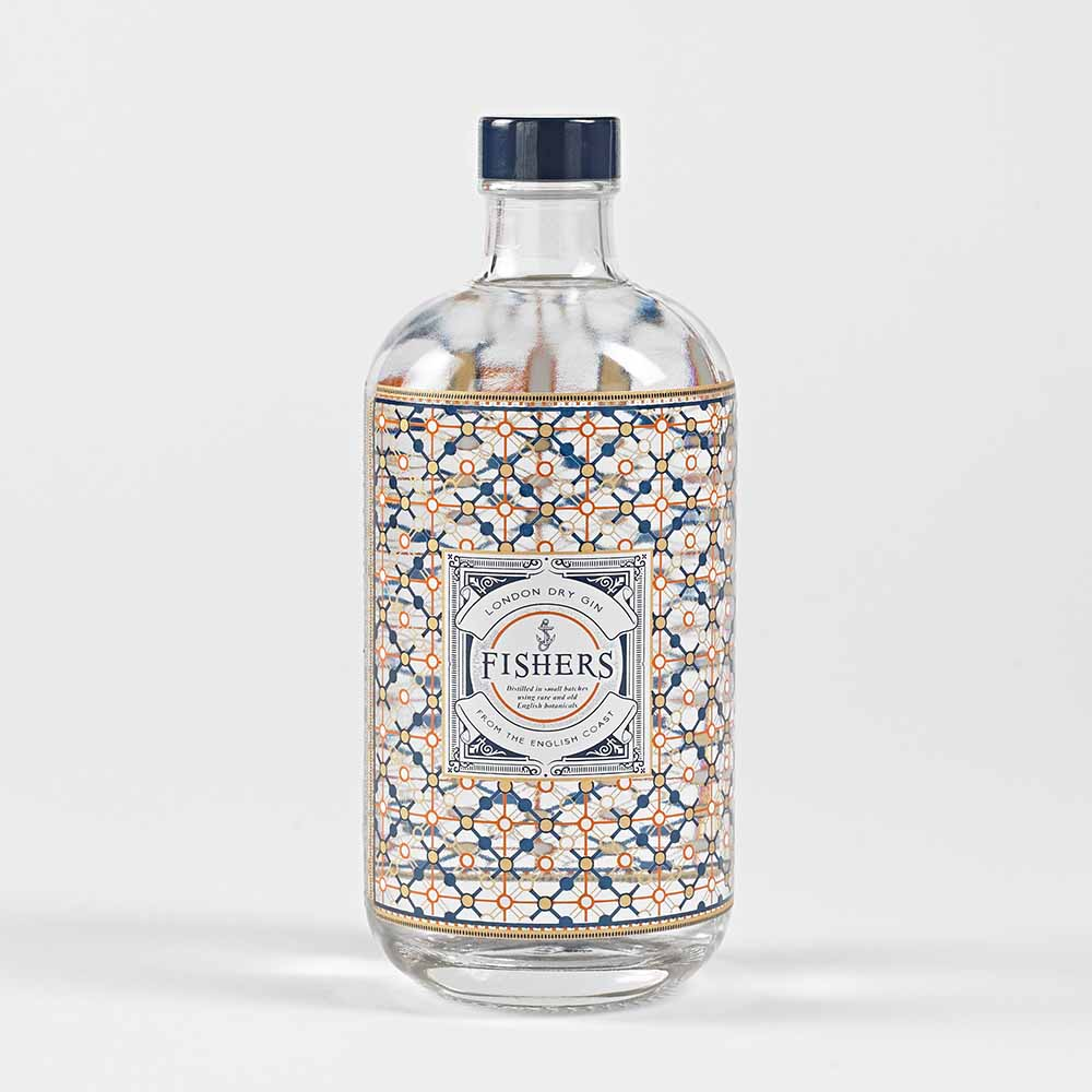 Fishers Gin 50cl