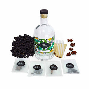 Gin Etc. - Hedgerow:Make Your Own Sloe Gin Kit