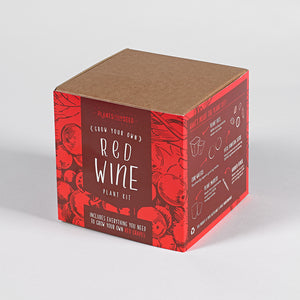 Grow Your Own Red Wine Kit