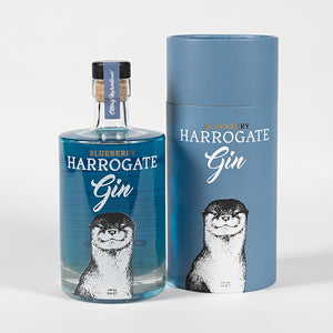 Harrogate Gin Blueberry and Tube
