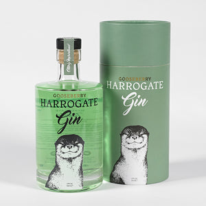 Harrogate Gin Gooseberry Flavour with Packaging