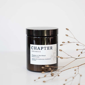 Chapter Organics - Chapter 5: The Ritual Candle - 180ml