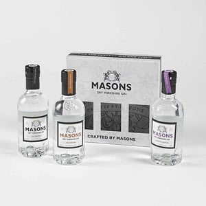 Masons Dry Yorkshire Gin Boxed Gift Set
