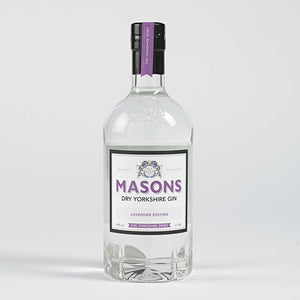 Masons Dry Yorkshire Gin - Lavender Edition 70cl