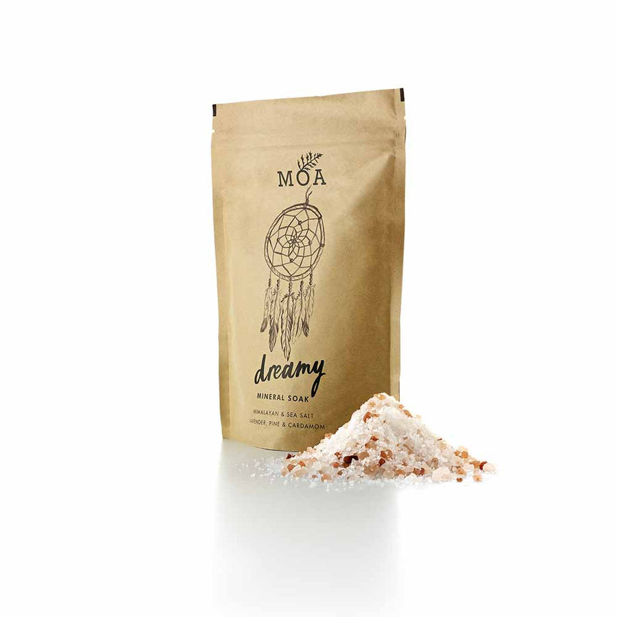 Magic Organic Apothecary - Dreamy Mineral Soak - 400g