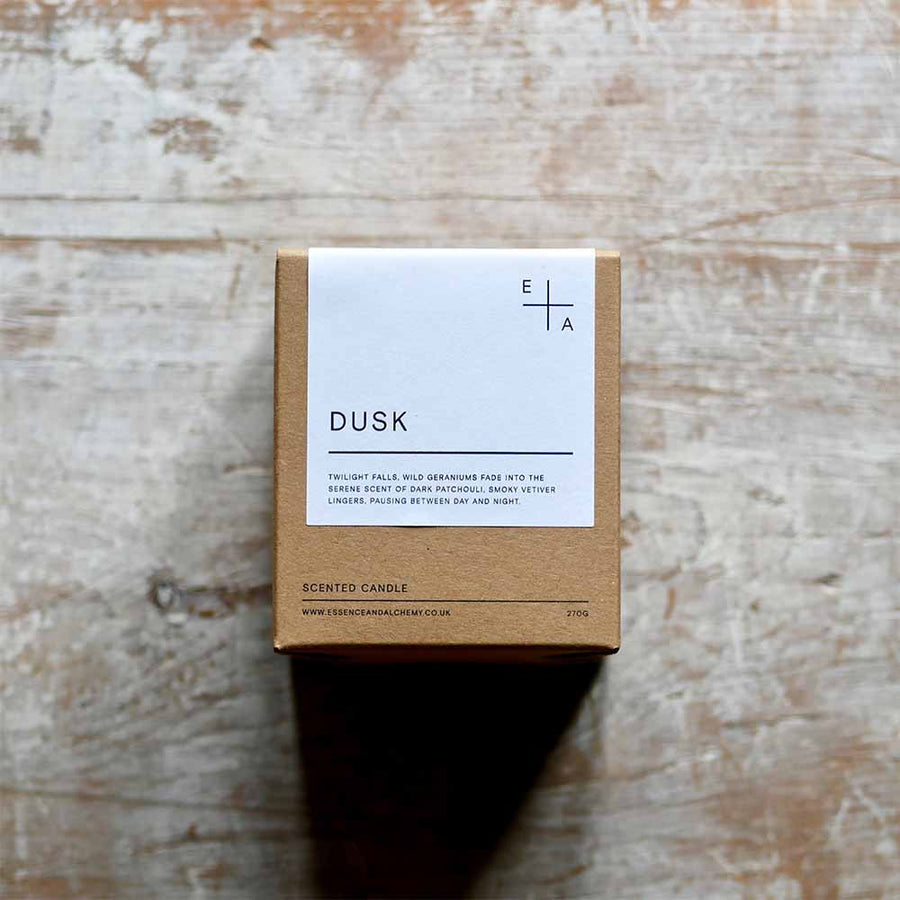 Essence + Alchemy - Dusk Candle - 270g