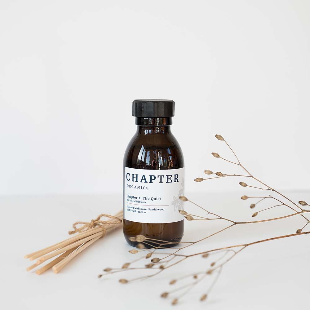 Chapter Organics - Chapter 4: The Quiet Diffuser - 100ml