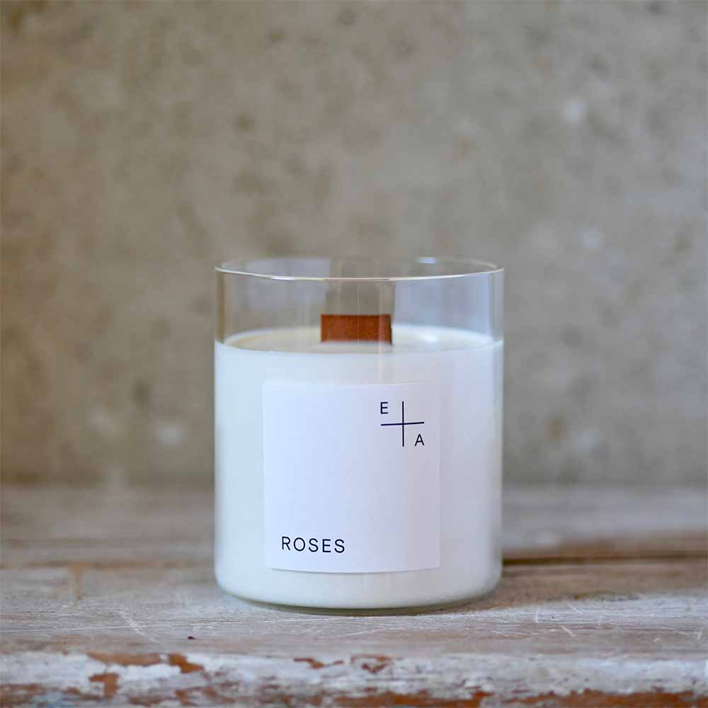 Essence + Alchemy - Roses Candle - 270g