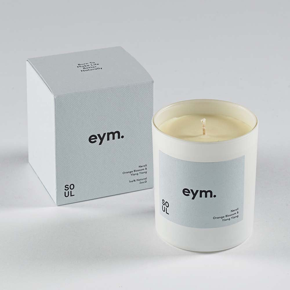 eym. SOUL Scented Candle