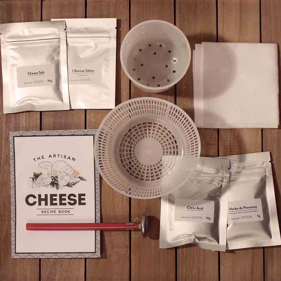 The Artisan Cheese Makers Kit