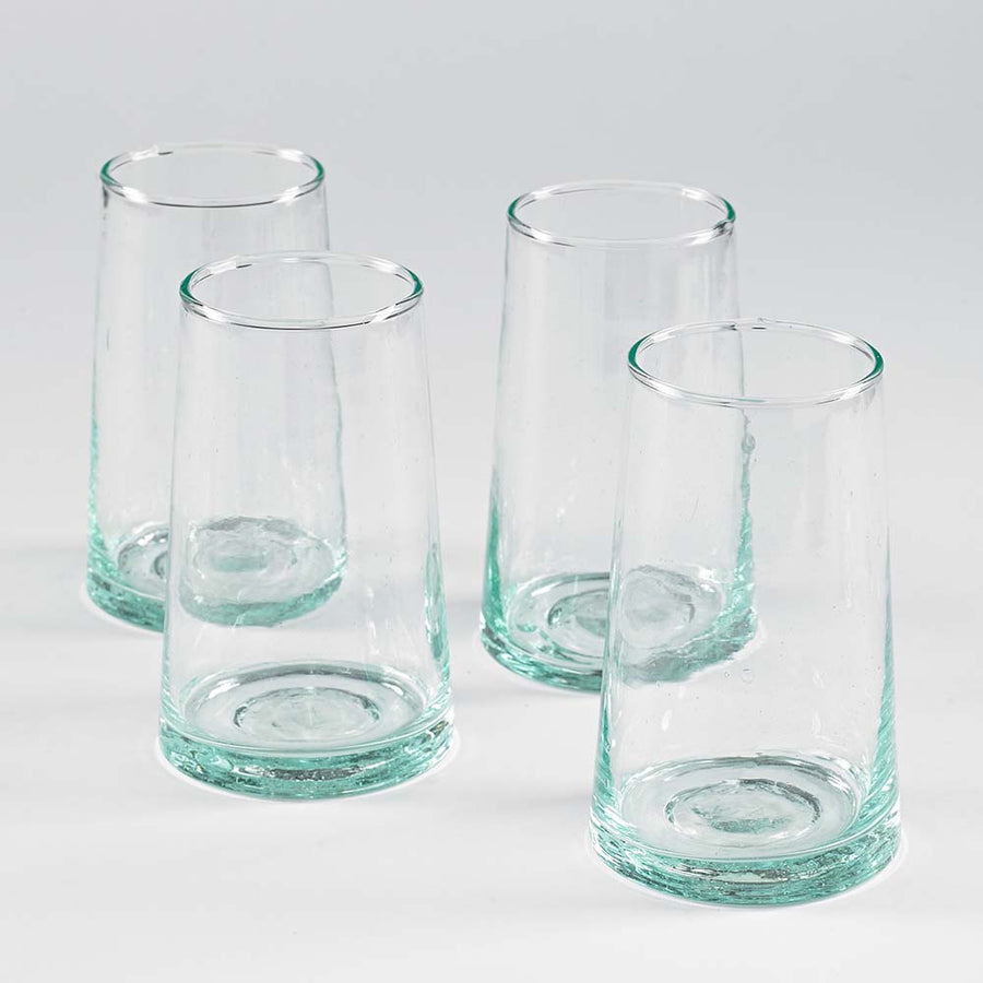 The Atlas Works Highball Glass Set