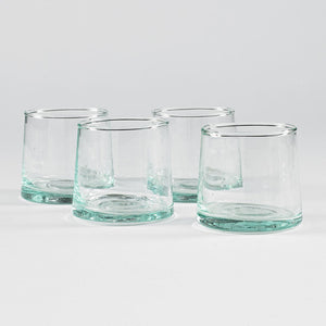 The Atlas Works Low Glass Set