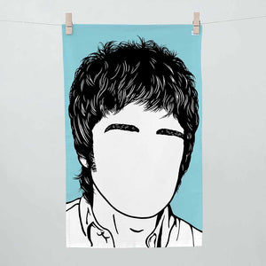 Bold & Noble - Noel Gallagher Tea Towel