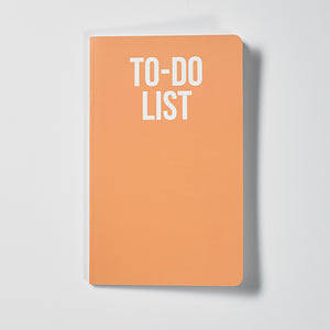 Notebook To Do List