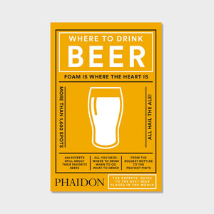 Where To Drink Beer Front Cover