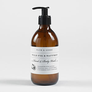 Wild Fig And Saffron Hand Body Wash