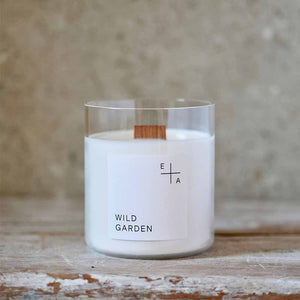 Essence + Alchemy - Wild Garden Candle - 270g