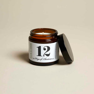Plum & Ashby - 12 Days of Christmas Candle