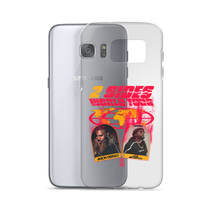2 Sides World Tour Cell Phone Case