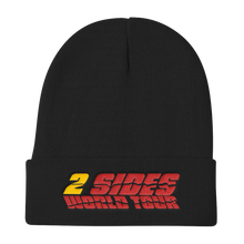Load image into Gallery viewer, 2 Sides World Tour Beanie