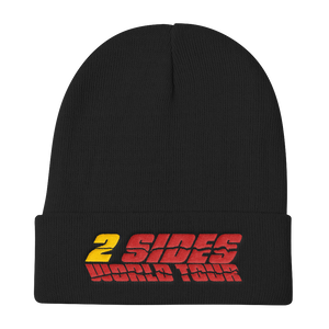 2 Sides World Tour Beanie