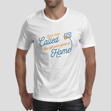 T-shirt Your Mom Called ! HOMME