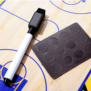 Tablette de coach de Basketball